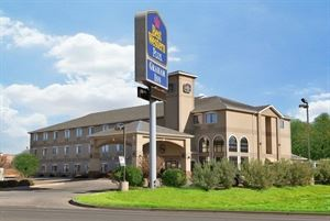 Best Western Plus - Graham Inn