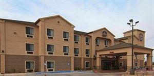 Best Western - Lamesa Inn & Suites