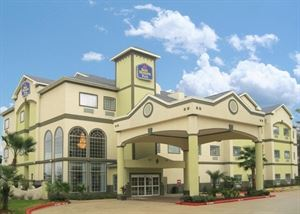Best Western Plus - New Caney Inn & Suites