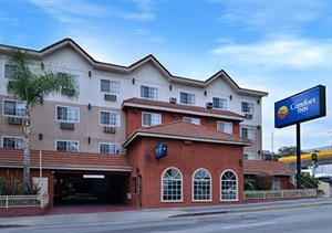 Comfort Inn Near Universal Studios Hollywood