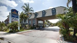 Best Western - Palm Garden Inn