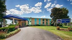 Best Western - Syracuse Airport Inn