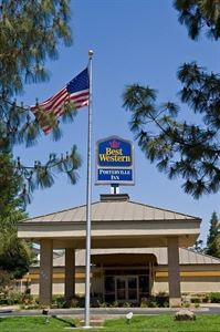 Best Western - Porterville Inn