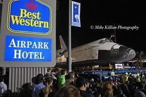 Best Western - Airpark Hotel