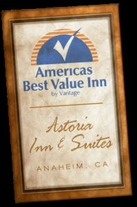 Americas Best Value Astoria Inn and Suites