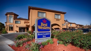 Best Western - Rose Garden Inn