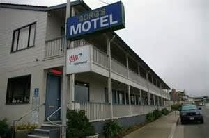 The Borg's Ocean Front Motel