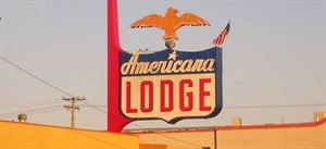 Americana Lodge Redding