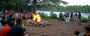 Camp Takodah