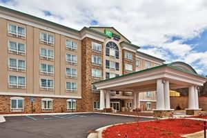 Holiday Inn Express & Suites Columbus-Fort Benning