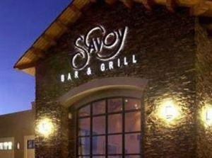 Savoy Bar and Grill Albuquerque