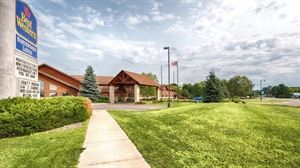 Best Western - Northwoods Lodge