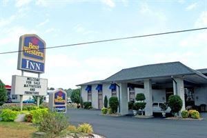 Best Western Inn - Russellville Hotels