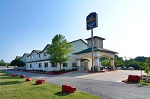 Best Western - Parsons Inn