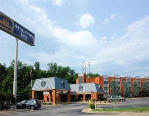 Best Western - Staunton Inn