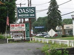 Oasis Motor Inn