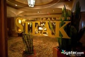 Charlie Palmer Steak Las Vegas