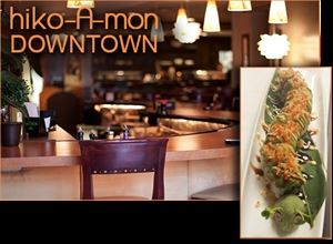 hiko-A-mon Modern Japanese Sushi Bar & Fish Market