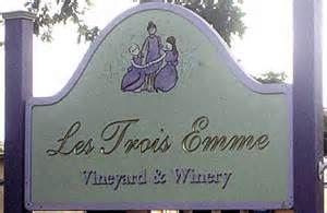 Les Trois Emme Winery & Vineyard
