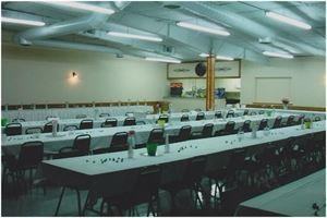 Cornhusker Social Hall