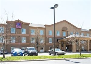 Comfort Suites Kansas City-Liberty