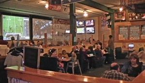 Gridiron Restaurant & Sports Pub