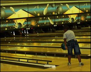 Shamrock Bowling Center