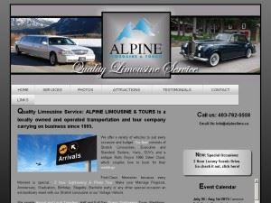 Alpine Limousine & Tours