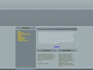 MCR Integrated Technologies, Inc