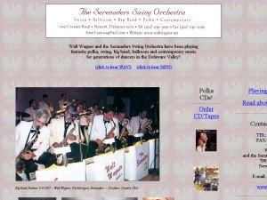 Walt Wgners Srnaders Orchestra