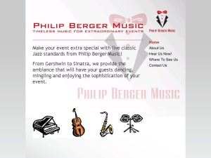 Philip Berger Music