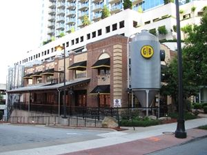 Gordon Biersch Brewery Restaurant - Denver Colorado