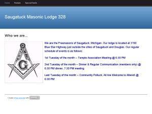 Saugatuck Masonic Lodge