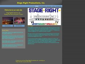 Stage-Right Productions INC