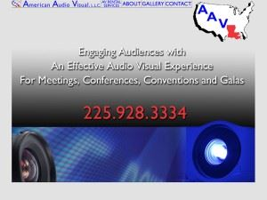American Audio Video LLC