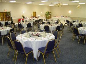 Saint John Vianney Party Center