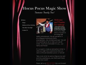 Hocus Pocus Magic Show