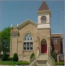 Cornerstone Chapel