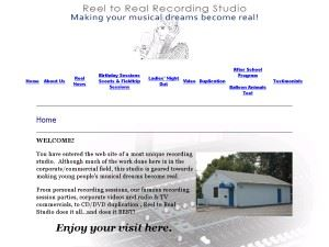 Reel To Real Recording Studio