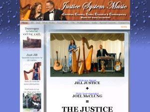 Jill Justice Harpist