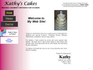 Kathy's Cakes and Catering