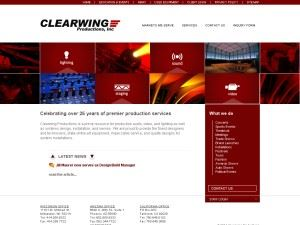 Clearwing Productions