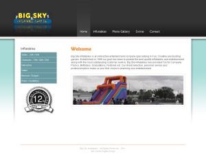 Big SKY Inflatable JUMP CO