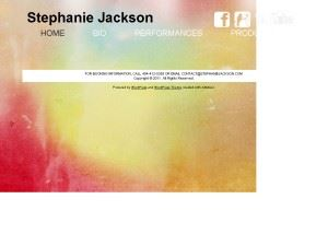 Stephanie Jackson Guitarist