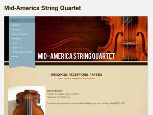 Mid America String Quartet