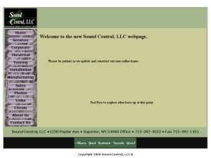 Sound Central LLC