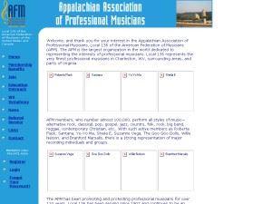 Appalachian Association of Professional Musicians