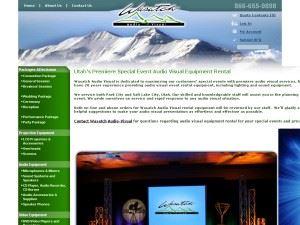Wasatch Audio Visual-Salt Lake City Event Professionals