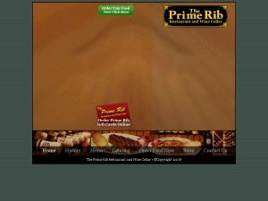 The Prime Rib Restaurant and Wine Cellar