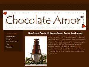 Chocolate Amor-Fountains